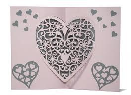 heart doily doily heart card pazzles craft room