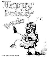 Sketch Birthday Card Eva Cassidy Artwork Deedee Card Sketch