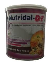 cuisine idealis nutridal df powder idealis