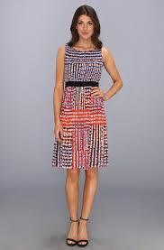 insomniac sale picks colorful printed knee length dresses