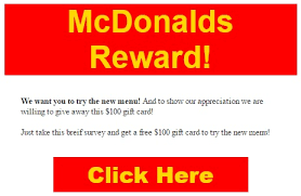 mcdonalds e gift card email archives cybersecurity