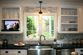 Kitchen Sink Lighting Kitchen Sink Lighting Kitchen Sink Light Placement Fourgraph