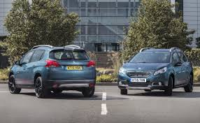 peugeot 2008 crossover peugeot launches 2008 crossover special edition diesel car magazine