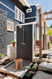 Outdoor Showers Fixtures - remarkable outdoor shower fixtures decorating ideas gallery in