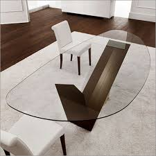 Contemporary Dining Table Modern Contemporary Glass Top Dining Tables Bedroom And Living