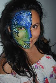 64 best the beauty of face paint images on pinterest costumes