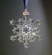 swarovski swarovski 2004 ornament 631562 swarovski