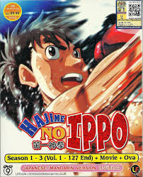 Wildfire Cartoon Dvd by Dvd Anime Hajime No Ippo Season 1 3 Vol 1 127end Movie Ova Box