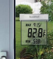 digital window amazon com la crosse technology ws 1025 digital window