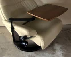 swing table for recliner stressless computer laptop pc table desk recliner chair large excellent