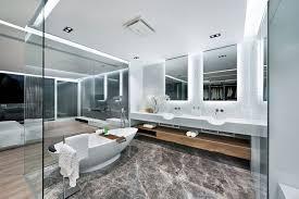 Split Level Design Sleek And Modern Interior Design Of A Split Level Home