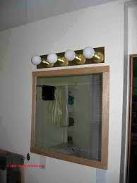 mirror bathroom lighting fixtures over warm white led light with 2