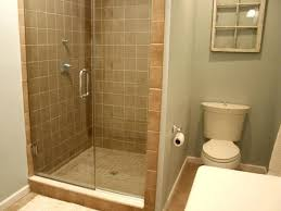 Doorless Shower For Small Bathroom Doorless Shower Enclosures Walk In Units Open Ideas Pictures Best