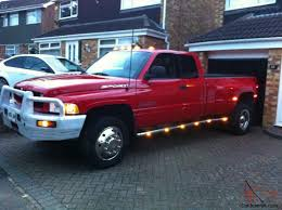Dodge Ram3500 1 Ton Dually 4x4 Automatic Sport Pick Up Truck