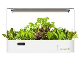 Kitchen Grow Lights Plant Your Kitchen Garden In Your Kitchen With This Countertop Led
