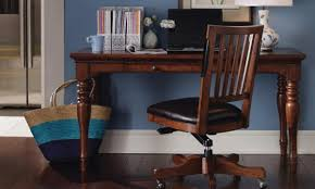 blue writing desk furniture villager writing desk with blue wall design and small