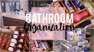 bathroom organization ideas bathroom organization ideas u0026 tips nitraab youtube