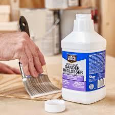 how to paint kitchen cabinets using liquid sandpaper jasco 32 oz indoor outdoor paint preparation cleaner