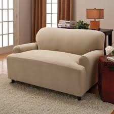 T Cushion Sofa Slipcover 2 Piece by Living Room Seater Sofa Covers Canada Velcromag Slipcovers For