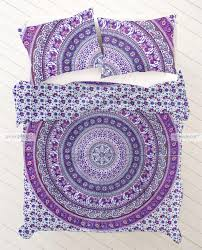 Extra Long Twin Bed Set by Purple Mandala Twin Extra Long Bedding Sets