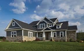 craftsman farmhouse exteriors