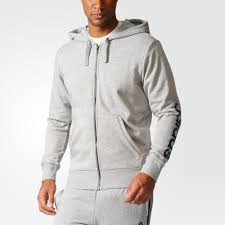 cost effective men athletics adidas essentials linear hoodie