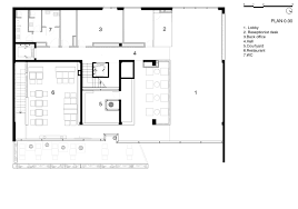 Laboratory Floor Plan Gallery Of The Grove Design Hotel Laboratory Of Architecture 3 20