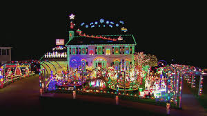 Pictures Of Christmas Lights by Winning Hoag Family Light Show The Great Christmas Light Fight