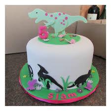 dinosaur cake dino silhouette cake 20cm rumble grumble