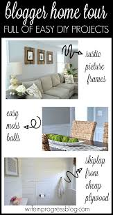 Home Decor Crafts Ideas 221295 Best Diy Home Decor Ideas Images On Pinterest Home Diy