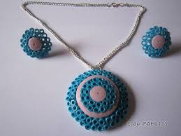 quilling earrings set imagen relacionada filigrana zarcillos quilling