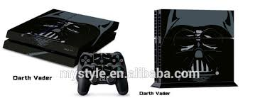 playstation 4 design protective vinyl skin decal cover for sony playstation 4 ps4