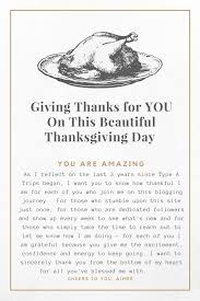 happy thanksgiving thank you for all you ve blessed me with type