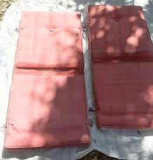diy painted outdoor seat cushion tutorial oh so lovely blog