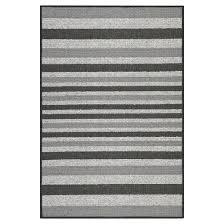 Grey Striped Rug Maples Rugs Permatuft Tonal Stripe Rug Target