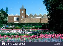 holland park london holland house and formal garden england uk