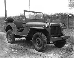 willys jeepster commando jeep model designations