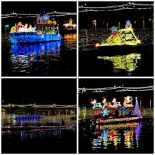 Tucson Parade Of Lights Tempe Festival Of Lights Boat Parade Cocktails And Cactus