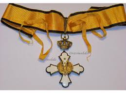 greece ww2 commander cross royal order medal king paul