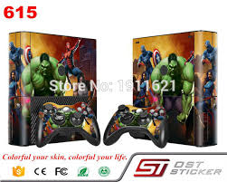xbox e console oststicker pro gamer cover decal for xbox 360 skin