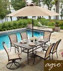 Patio Replacement Slings Agio Patio Furniture Replacement Slings Roselawnlutheran