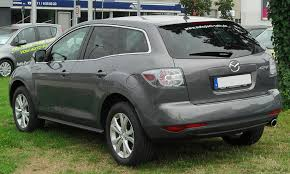 mazda cx7 file mazda cx 7 facelift rear 20100731 jpg wikimedia commons