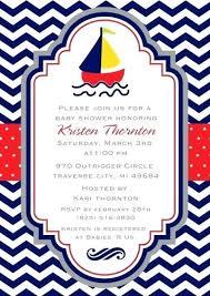 nautical baby shower invitations nautical baby boy shower invitations jankoelling me