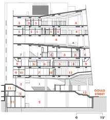 Student Center Floor Plan by Ryerson Student Learning Centre Canadian Architect