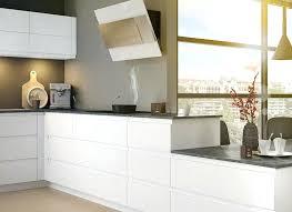 modele de cuisine blanche cuisine marron ikea inspirant modele de cuisine blanche deco salon