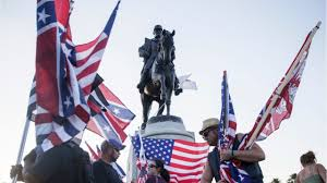 Nola Flags New Orleans Takes Down 3rd Confederate Era Monument Youtube