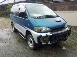 mitsubishi delica space gear roots japan stock