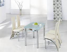 Small Space Kitchen Table Glass Kitchen Tables For Small Spaces 3575