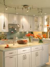 fresh stainless steel kitchen track lighting taste