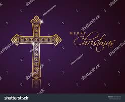 merry celebration background golden christian stock